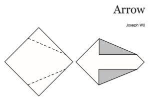 2 Folds - Arrow