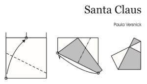2 Folds - Santa Klaus