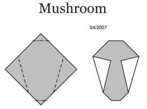 4 Folds - Mushroom